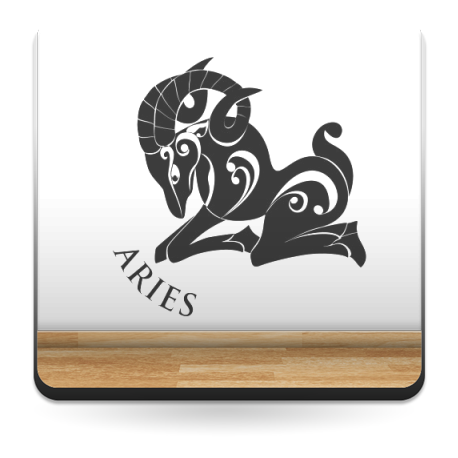 vinilos imagen producto Horóscopo Aries I para Cabecero