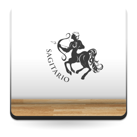 adhesivo decorativo Horóscopo Sagitario I para Cabecero