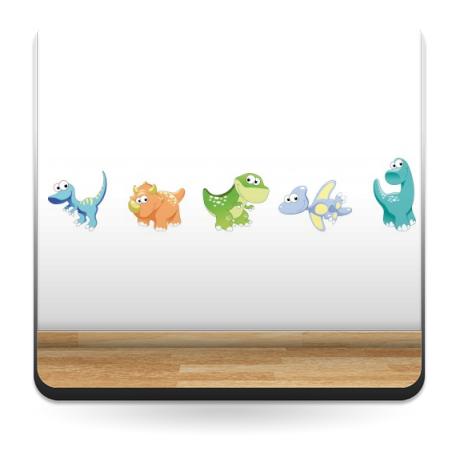 vinilos imagen producto Paraiso Dino