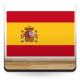 vinilos imagen producto Viva España Pared