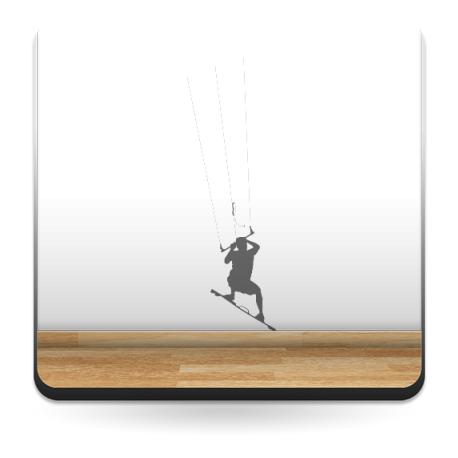 Kite Surfing Motivo I imagen vista previa