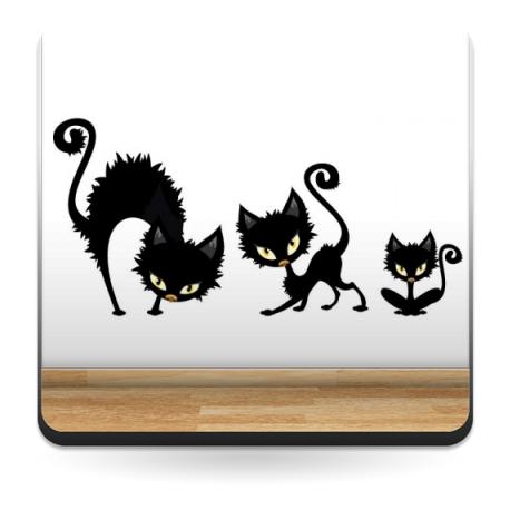 Miau Decoración Vehículo imagen vinilo decorativo
