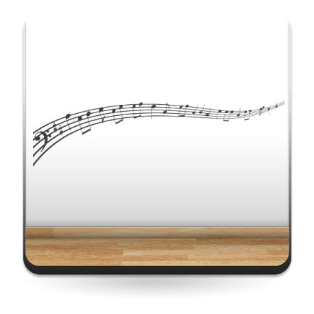 Música Decoración Vehículo producto vinilos
