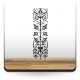 vinilos imagen producto Vinilo Ornamento Vertical