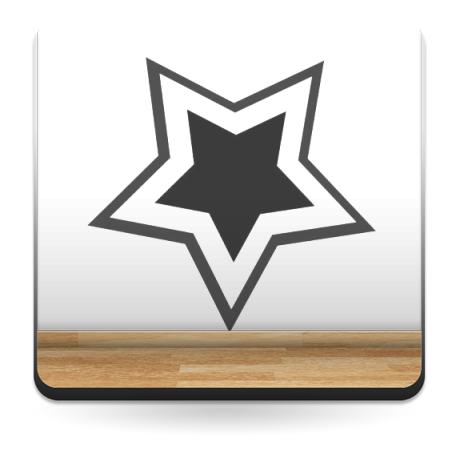 adhesivo decorativo Estrellas