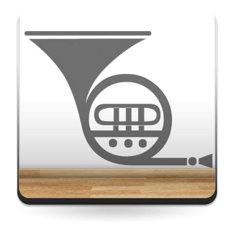 Trompeta 1 producto vinilos