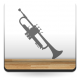 vinilos imagen producto Trompeta 2