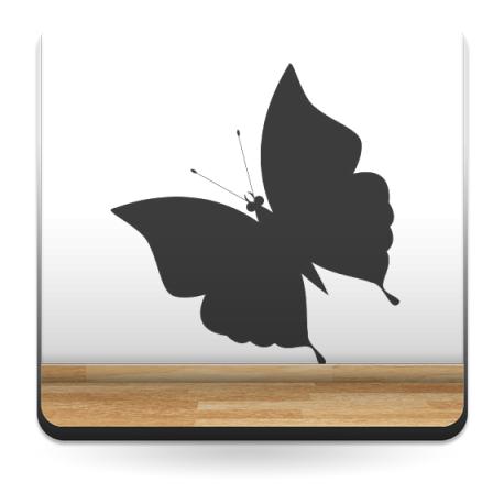 vinilos imagen producto Mariposas