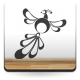 Pájaro Exótico imagen vinilo decorativo