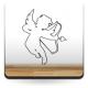 Detalle de Cupido imagen vinilo decorativo