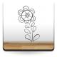 adhesivo decorativo Flor Fantasy
