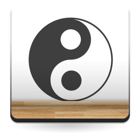 vinilos imagen producto Yin Yang