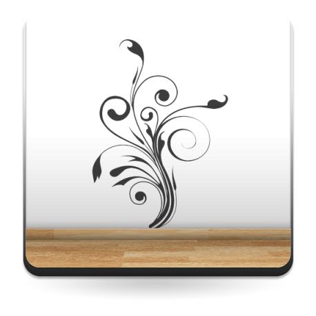 adhesivo decorativo Fantasía Orgánica IV