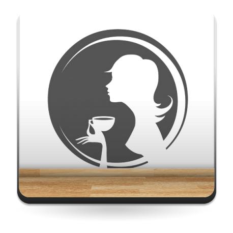 vinilos imagen producto Momento Café