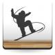 Snowboard II producto vinilos