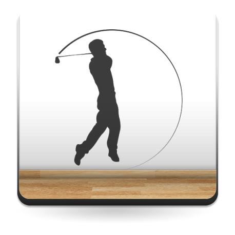 vinilos imagen producto Golf I