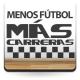 Menos Fútbol Más Carreras producto vinilos