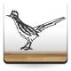 vinilos imagen producto Pájaro Motivo