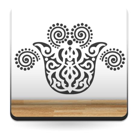Tribal Motivo VII imagen vinilo decorativo