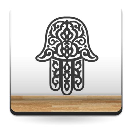 adhesivo decorativo Mano Tribal I