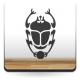 pegatina pared Escarabajo Egipcio I