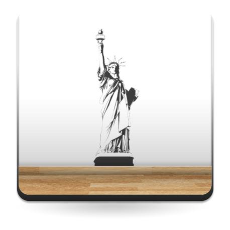 Estatua de la Libertad I imagen vinilo decorativo