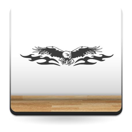 Vinilo Águila motivo i-vinilos-decorativos