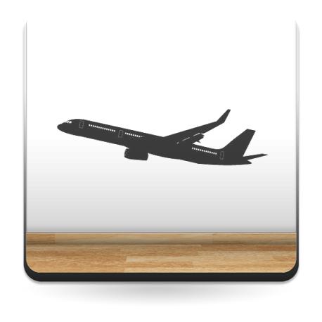 Avión Motivo II imagen vista previa