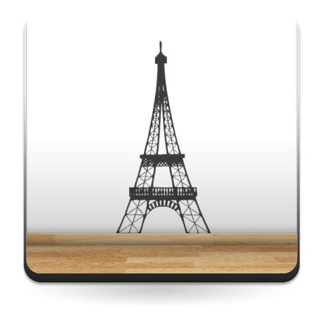 adhesivo decorativo Torre Eiffel