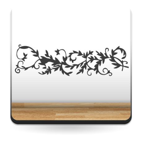 pegatina pared Orla Floral II