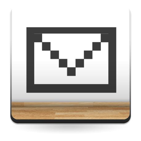 Icono Mensaje imagen vista previa