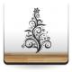 Árbol de Navidad V producto vinilos
