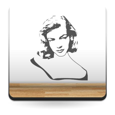 Lauren Bacall producto vinilos