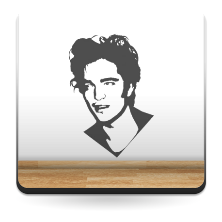 Robert Pattinson producto vinilos