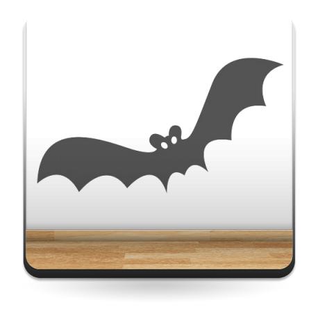 Murciélagos Motivo I adhesivo decorativo ambiente