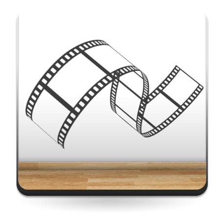 Fotograma Cine III decoración con vinilo