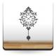 pegatina decorativa Reloj de Pared I