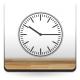 pegatina decorativa Reloj Redondo