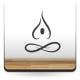 Yoga Motivo II producto vinilos