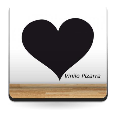 vinilos imagen producto Pizarra Corazón
