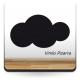 vinilos imagen producto Pizarra Nube