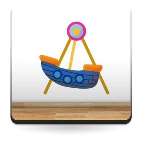 Barco Ferias producto vinilos