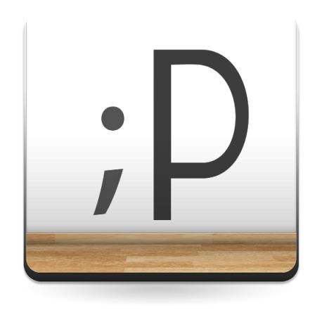 vinilos imagen producto Emoticono Guiño