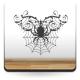 Halloween Ornamento Araña II adhesivo decorativo ambiente