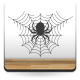 pegatina decorativa Halloween Tela de Araña