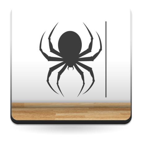 Gran Araña imagen vinilo decorativo