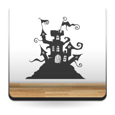 Castillo del Terror producto vinilos