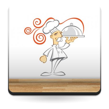 Gran Chef producto vinilos