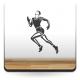 Atletismo imagen vinilo decorativo