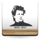 adhesivo decorativo Bon Jovi